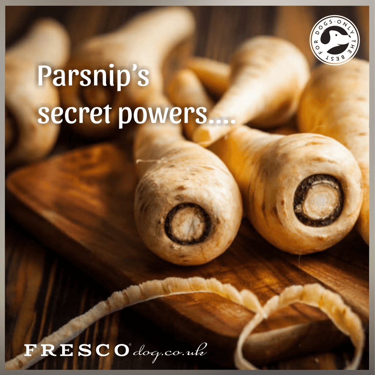 Powerful parsnips & their hidden secret....