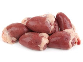 Fresh turkey heart