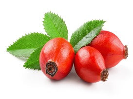 Rose hip peel