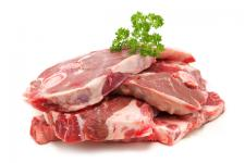 lamb muscle meat