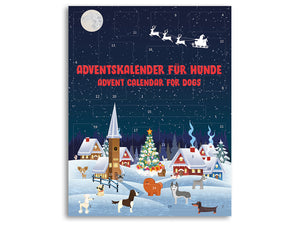 "(FR) ""Winter Wonderland 2020"" Advent Calendar for dogs!"