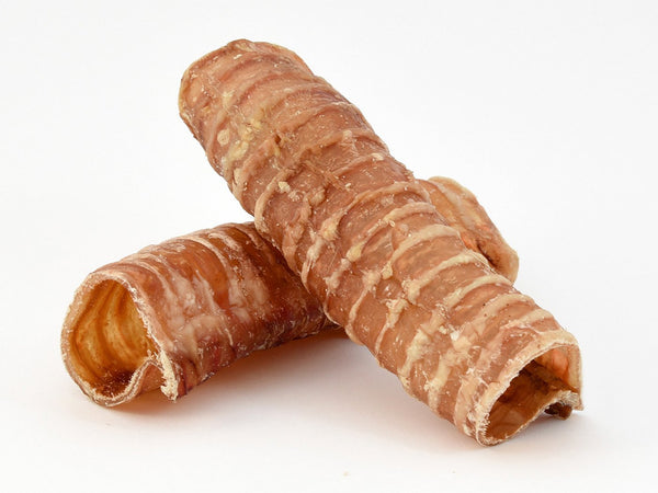 2 beef trachea tubes