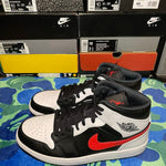 Air Jordan 1 Mid Chile Red *Size 10.5 BRAND NEW*