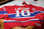 Guy Lafleur Authentic Vintage Montreal Canadiens Jersey