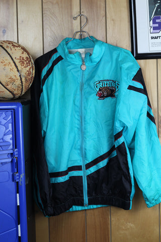 Vintage Memphis Grizzlies Warm Up Jacket