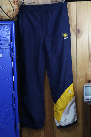 Vintage Indiana Pacers Starter Warm Up Pants