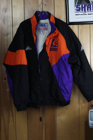 VTG 90s NBA Phoenix Suns Apex One Jacket