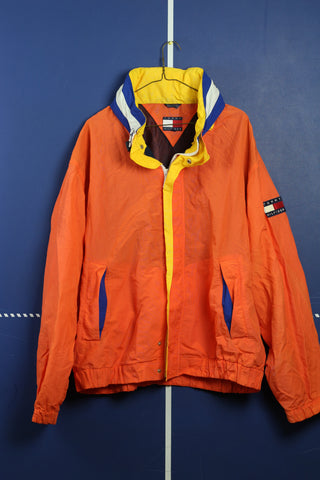 Vtg Tommy Hilfiger Light Jacket