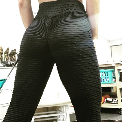 Black Winter Leggings