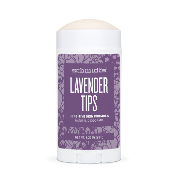Schmidt's Sensitive DEO - Lavender Tips Stick
