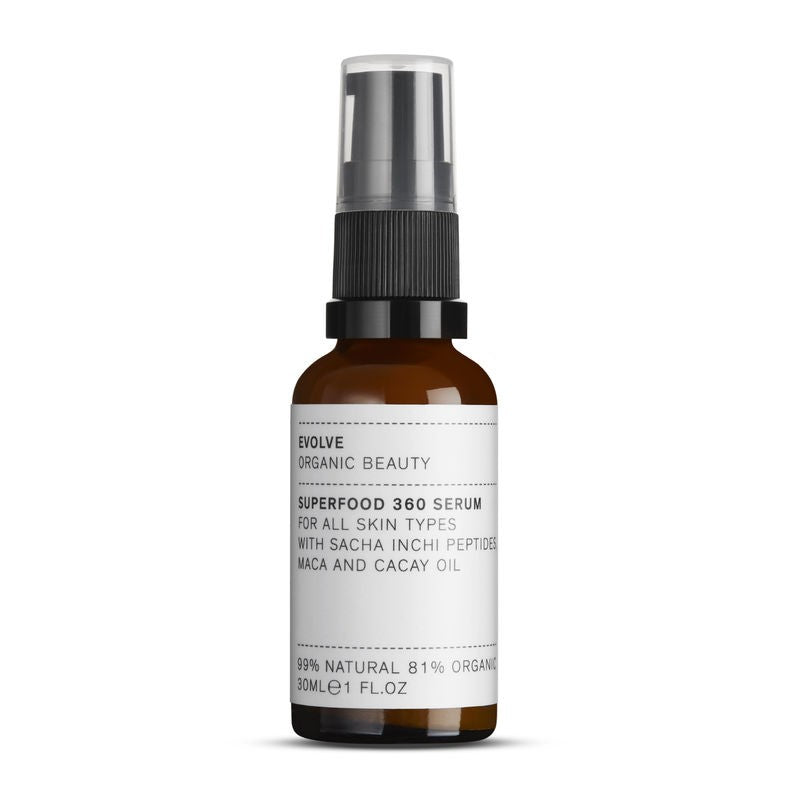 Superfood 360 natural face serum 30 ml