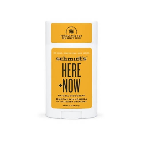 Schmidt's Here + Now deodorant