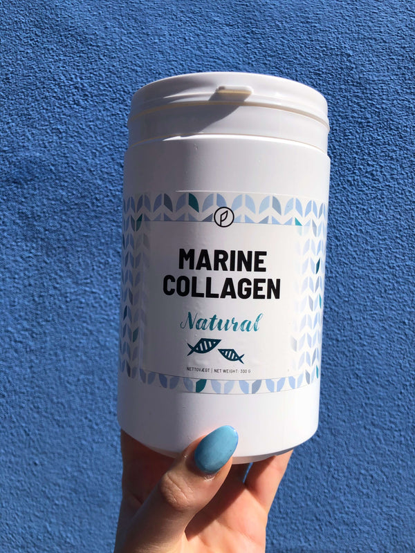 PLENT MARINE KOLLAGEN NATURAL 300G