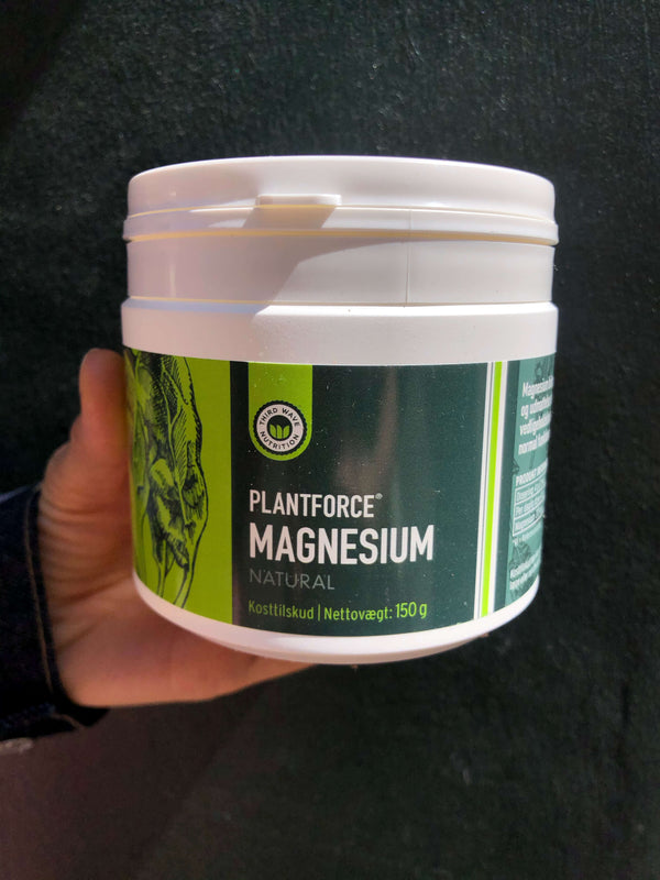 PLANTFORCE® MAGNESIUM NATURAL
