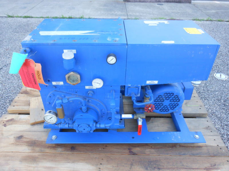 Kinney Tuthill Vacuum Pump Model KT-170LP