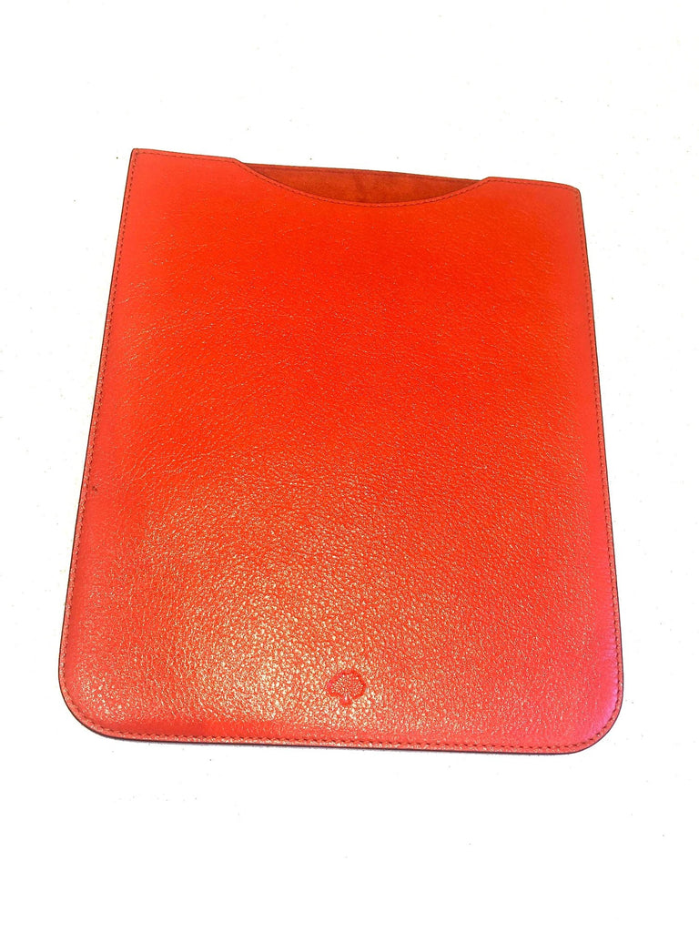 Mulberry Ipad etui orange
