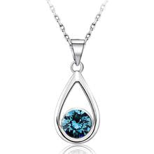 Load image into Gallery viewer, Dew Necklace And Earrings Set Embellished with Swarovski Crystals - 40% OFF