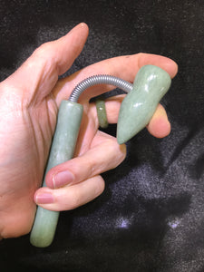 New Jade Massage Hammer