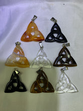 Load image into Gallery viewer, Celtic Pendants Triquetra
