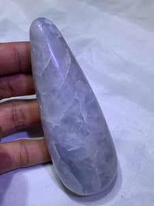 Blue Calcite Massage Wand