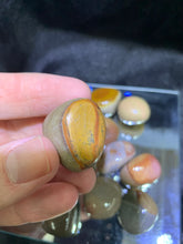 Load image into Gallery viewer, Polychrome Jasper Tumbled