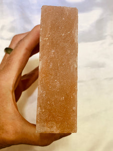 Pink Himalayan Salt Bar