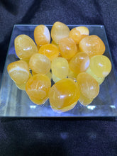 Load image into Gallery viewer, Yellow Calcite Tumbled