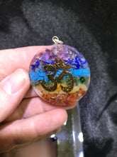 Load image into Gallery viewer, Orgonite Pendant
