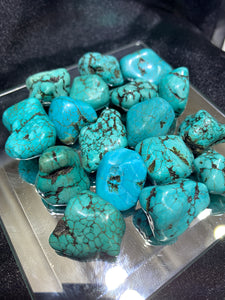 Magnesite (Dyed) Tumbled