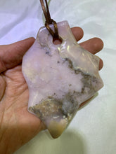 Load image into Gallery viewer, Pink Opal Pendant - from Peru