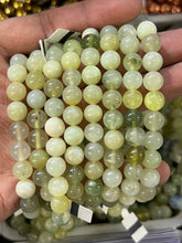 Load image into Gallery viewer, Magnetic Hematite (Gold Dyed) Bracelet