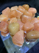 Load image into Gallery viewer, Peach Aventurine Tumbled