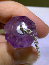 Load image into Gallery viewer, Amethyst Pendulum (8 Sides)