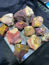 Load image into Gallery viewer, Mook Jasper Raw - 4 Stones