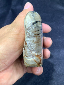 Picasso Jasper Polished Standing Piece