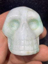 Load image into Gallery viewer, Blue Aragonite Skull