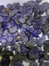Load image into Gallery viewer, Tanzanite Rough - Tiny