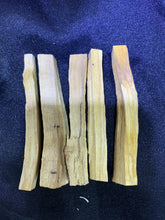 Load image into Gallery viewer, 5 Sticks - Palo Santo Wood