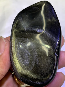 Gold Sheen Obsidian Freeform