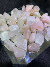 Load image into Gallery viewer, Pink Petalite Tumbled