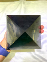 Load image into Gallery viewer, Master Shungite Pyramid