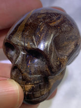 Load image into Gallery viewer, Bolder Opal Skull