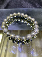Load image into Gallery viewer, Pyrite Bracelet - 8mm