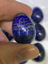 Load image into Gallery viewer, Lapis Lazuli Egg Shape - Small