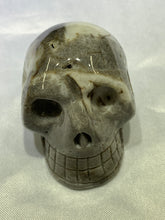 Load image into Gallery viewer, Shell Jasper Skull