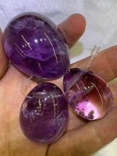 Load image into Gallery viewer, Yoni Egg Amethyst - 3 Eggs Set