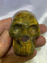 Load image into Gallery viewer, Pietersite Skull