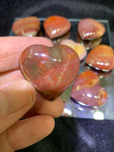 Load image into Gallery viewer, Petrified Wood Heart