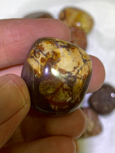 Load image into Gallery viewer, Galaxy Jasper Tumbled