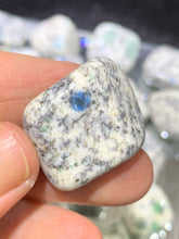 Load image into Gallery viewer, K2 Royal Azurite Tumbled